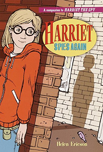 9780807220153: Harriet Spies Again (Lib)(CD) (Harriet the Spy)
