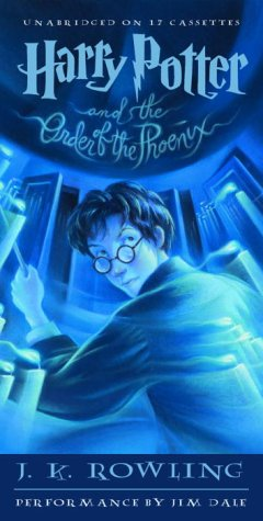 9780807220283: Harry Potter and the Order of the Phoenix (Book 5)