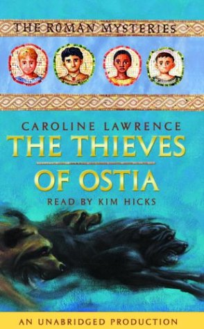 9780807223413: The Thieves of Ostia: The Roman Mysteries #1