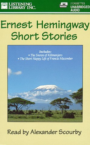 9780807234976: Ernest Hemingway Short Stories