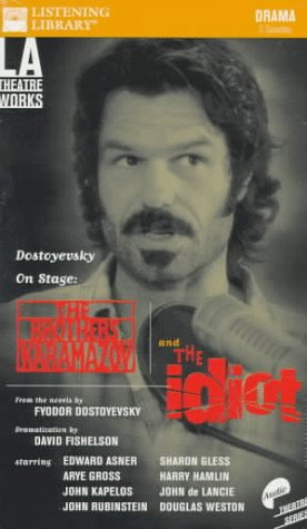 9780807235652: Dostoevsky on Stage: The Brothers Karamazov and the Idiot