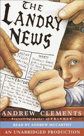 The Landry News (9780807261552) by Andrew Clements