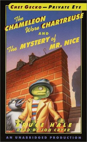9780807261873: Chet Gecko, Private Eye Volume 1: The Chameleon Wore Chartreuse; The Mystery of Mr. Nice