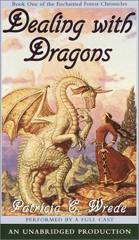 9780807261903: The Enchanted Forest Chronicles Book One: Dealing with Dragons