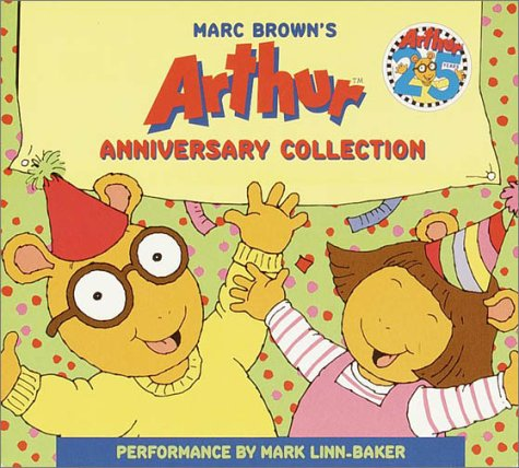 9780807261996: Marc Brown's Arthur Anniversary Collection: Arthur's Mystery Envelope; Arthur Makes the Team; Arthur Accused!; Arthur and the Lost Diary (Arthur Chapter Books)