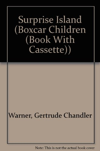 9780807273364: Surprise Island (Boxcar Children (Book With Cassette))