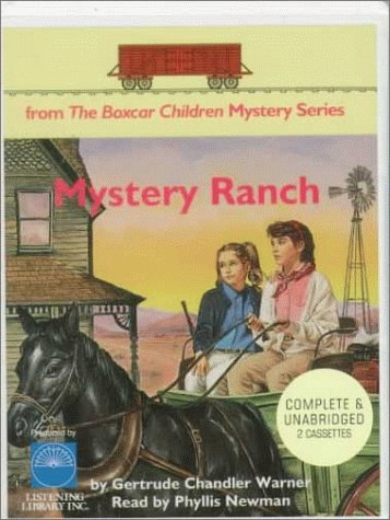 Mystery Ranch (0807273430) by Gertrude Chandler Warner