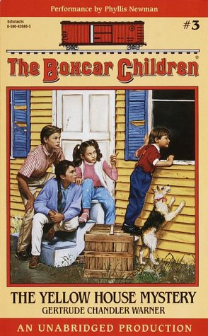 The Yellow House Mystery (Boxcar Children): Warner, Gertrude Chandler