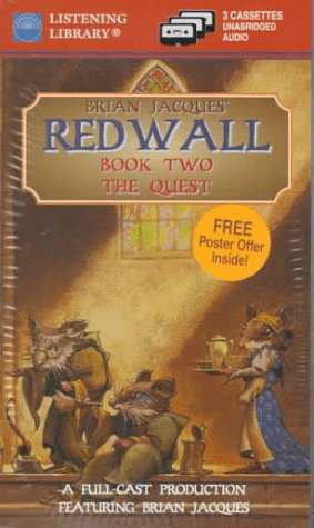 9780807279656: Redwall: The Quest