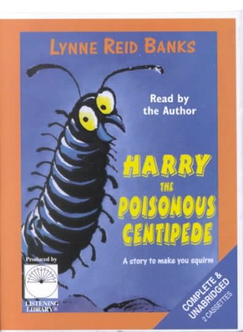 9780807279977: Harry the Poisonous Centipede