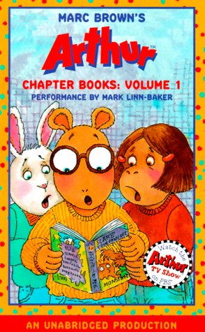 9780807280157: 1: Marc Brown's Arthur Chapter Books: Volume I: Arthur's Mystery Envelope; Arthur and the Scare-Your-Pants-Off Club; Arthur Makes the Team (Marc Brown Arthur Chapter Books (Listening Library))
