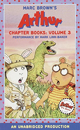 9780807280904: Marc Brown's Arthur Chapter Books: Volume 3: Buster's Dino Dilemma; The Mystery of the Stolen Bike; Arthur and the Lost Diary