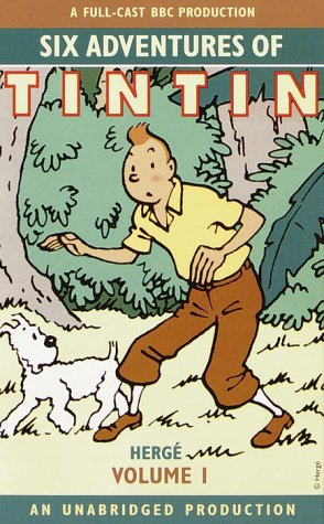 9780807281031: Six Adventures of Tintin: Volume I
