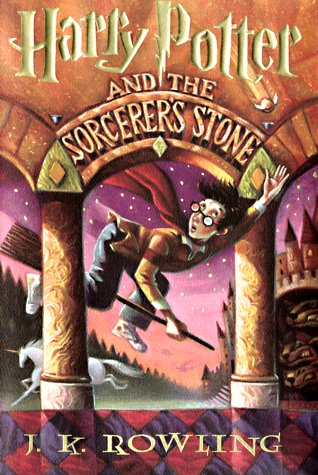 Harry Potter and the Sorcerer's Stone (Book 1) (0807281751) by J.K. Rowling