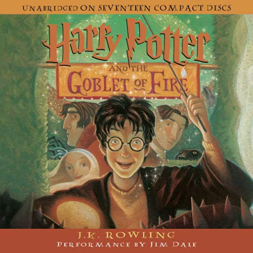 Harry Potter and the Goblet of Fire Format: AudioCD: ROWLING, J.K.