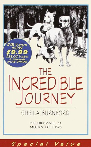 9780807282779: The Incredible Journey