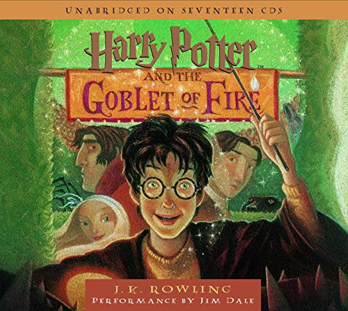 9780807286036: Harry Potter and the Goblet of Fire