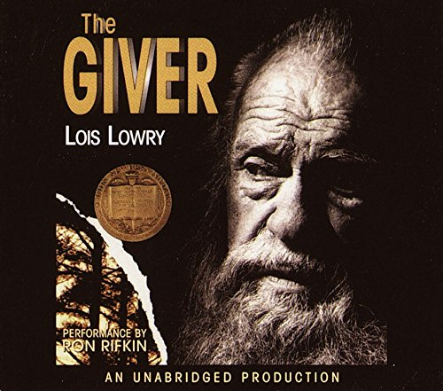 Giver, the (Lib)(CD): Lowry, Lois