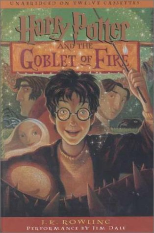 9780807287934: Harry Potter and the Goblet of Fire