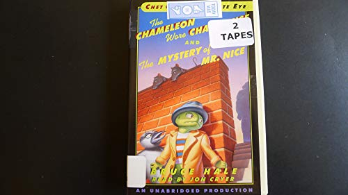 9780807288603: Chet Gecko-Private Eye: The Chameleon Wore Chartreuse and the Mystery of Mr. Nice