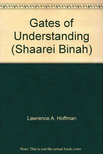 9780807400098: Gates of Understanding (Shaarei Binah)