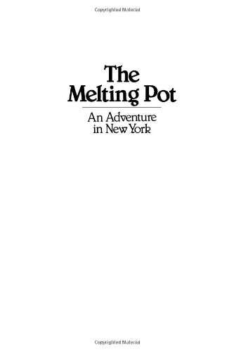 9780807402696: Melting Pot: An Adventure in New York (The Do-It-Yourself Jewish Adventure Series)