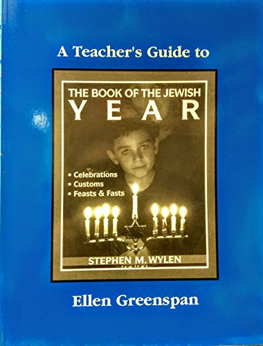 9780807405574: The Book of the Jewish Year: Teacher's Guide