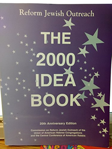 The 2000 idea book: UAHC Press