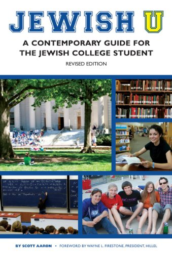 9780807407905: Jewish U: A Contemporary Guide for the Jewish College Student (Revised Edition)