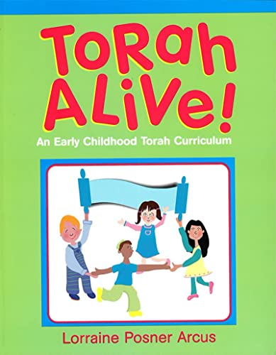 9780807409220: Torah Alive! An Early Childhood Torah Curriculum