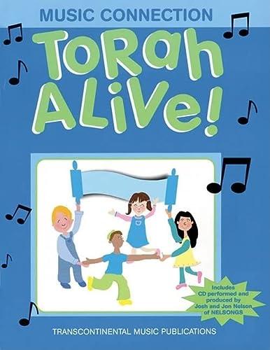 9780807409237: Torah Alive! Music Connection