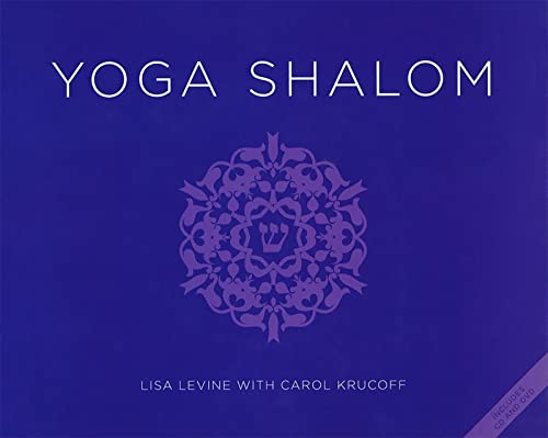9780807411452: Yoga Shalom (Includes CD and DVD)