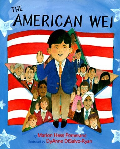 The American Wei: Pomeranc, Marion Hess