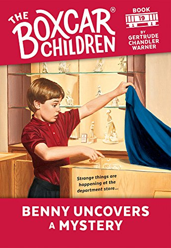 Benny Uncovers a Mystery (Boxcar Children Mysteries)