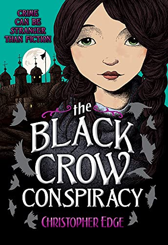 9780807507872: The Black Crow Conspiracy (The Penelope Tredwell Mysteries)