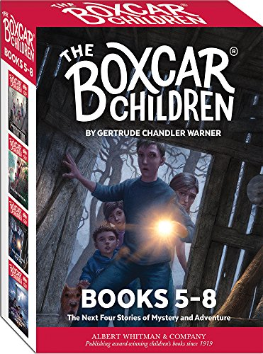 9780807508572: The Boxcar Children Mysteries Boxed Set #5-8