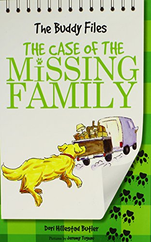 9780807509128: The Case of the Missing Family (The Buddy Files)