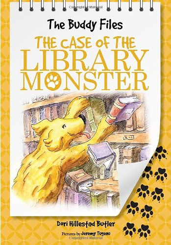 9780807509142: The Case of the Library Monster (The Buddy Files)
