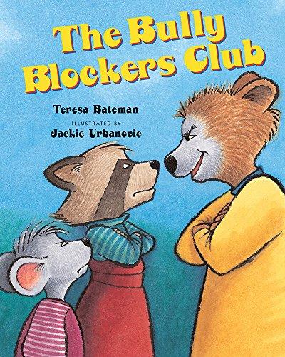 9780807509197: The Bully Blockers Club (Albert Whitman Prairie Books (Paperback))