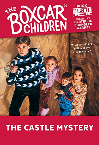 9780807510797: The Castle Mystery (The Boxcar Children Mysteries)