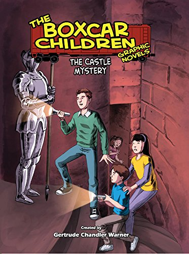 9780807510803: The Castle Mystery (The Boxcar Children Graphic Novels)