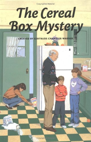 9780807511145: The Cereal Box Mystery (Boxcar Children Mysteries)