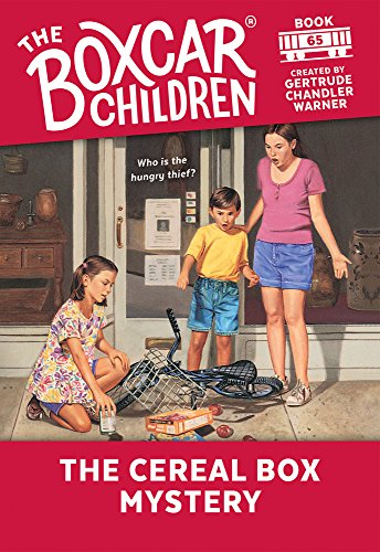 9780807511152: The Cereal Box Mystery (The Boxcar Children Mysteries)