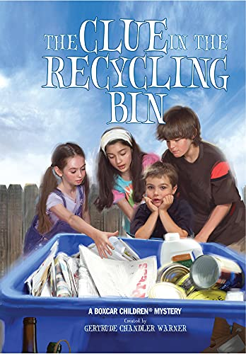 9780807512081: The Clue in the Recycling Bin (The Boxcar Children Mysteries)