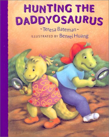 9780807514337: Hunting the Daddyosaurus