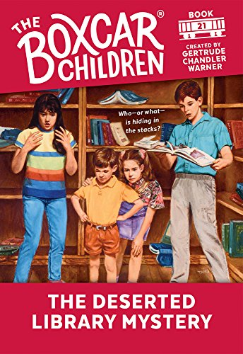 9780807515600: The Deserted Library Mystery (The Boxcar Children Mysteries)