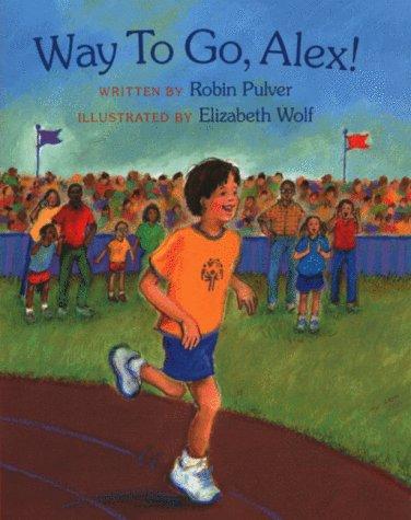 9780807515839: Way to Go, Alex! (Concept Books (Albert Whitman))
