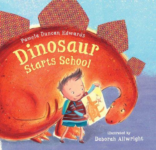 9780807516010: Dinosaur Starts School