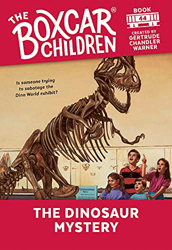 9780807516041: The Dinosaur Mystery (Boxcar Children)