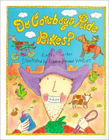 9780807516942: Do Cowboys Ride Bikes? (Prairie Paperback Books)